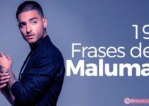 Las mejores 19 frases de Maluma, canciones y tweets