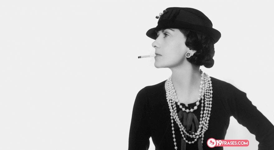 29 Frases De Coco Chanel Una Mujer Referente De La Moda