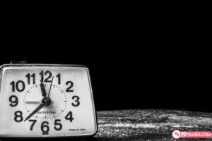 19 Frases famosas del tiempo para reflexionar