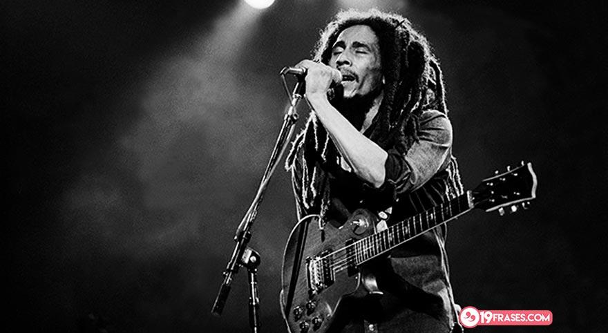 19 Frases De Bob Marley