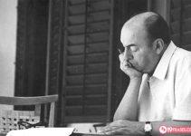38 Frases de Pablo Neruda, el ganador del premio Nobel de la literatura