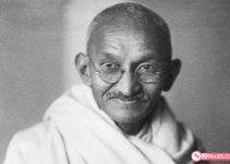 19 Frases de Mahatma Gandhi sobre la paz y su filosofía