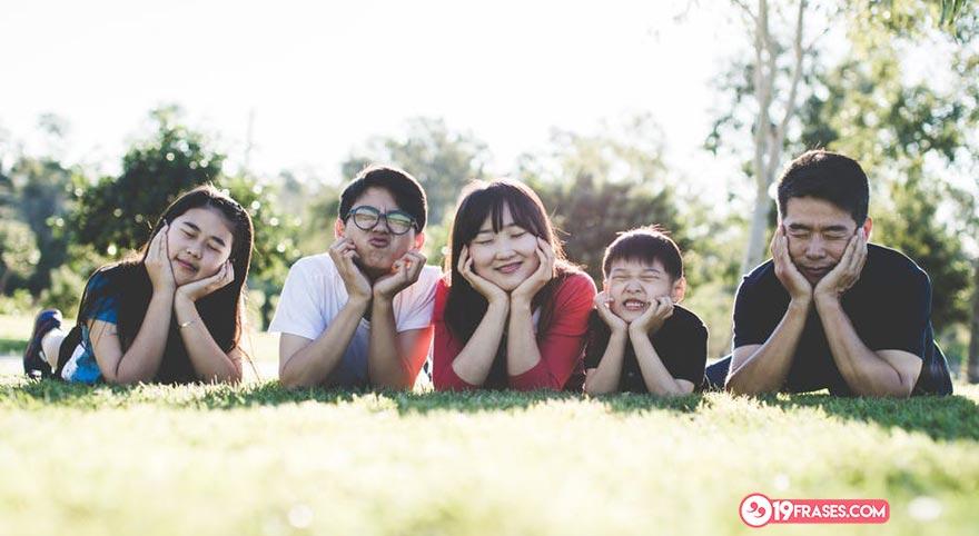 57 Frases De Familia Y La Union Familiar Para Dedicar A Tus Seres