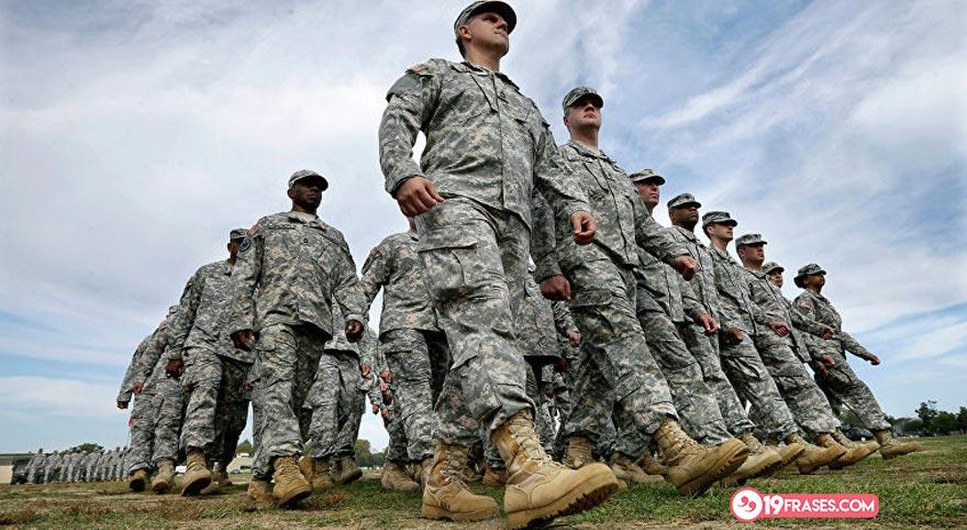 19 Frases Militares Y Sobre La Guerra Para Reflexionar