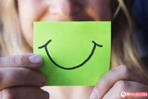 38 Frases para sonreír y ser felices