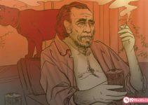19 Frases de Charles Bukowski, un escritor del realismo sucio