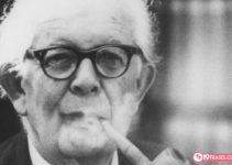 19 Frases de Jean Piaget sobre la inteligencia y el conocimiento