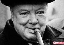 19 Frases influyentes de Winston Churchill