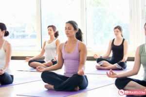 38 Frases de yoga para meditar y reflexionar
