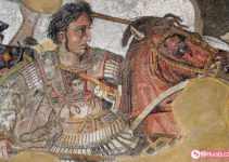 19 Frases de Alejandro Magno sobre el arte de la Guerra