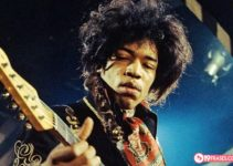 19 Frases de Jimi Hendrix sobre la música