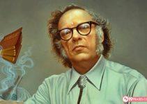19 Mejores frases de Isaac Asimov