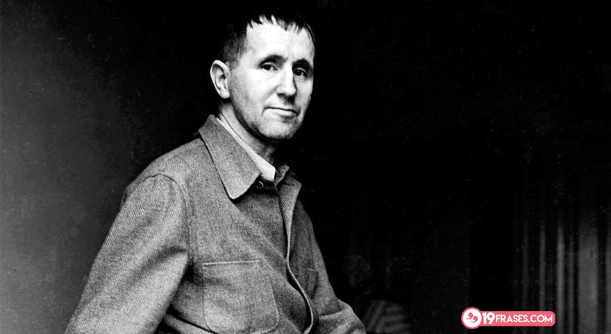 Frases De Bertolt Brecht Un Dramaturgo Destacado Del Siglo Xx