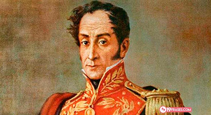 57 Frases De Simón Bolívar El Gran Libertador De América