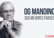19 Frases de Og Mandino sobre cómo Vivir y ser Feliz