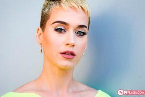 Katy Perry sobre