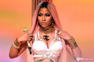 Frases de Nicki Minaj