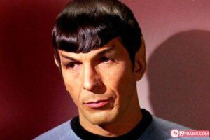 frases de Spock