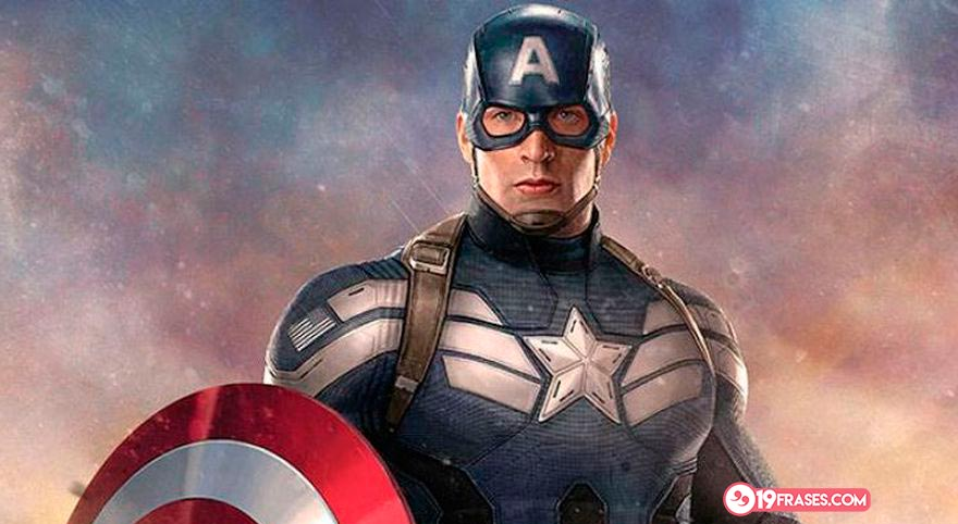 19 Frases De Capitán América Sobre La Valentía Y La Libertad