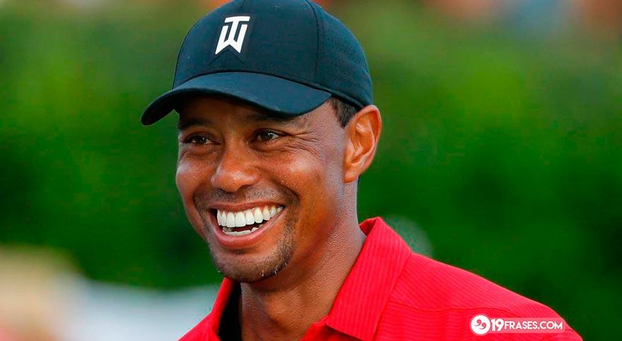 Frases De Tiger Woods Más Destacadas Sobre El Golf