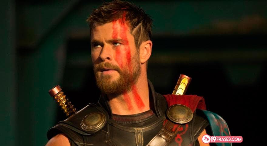 19 Frases Más Populares De Thor El Dios Del Trueno
