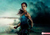 19 Frases más audaces de la Aventurera Lara Croft