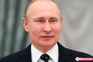 Frases de Vladimir Putin