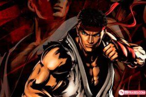 19 Frases de Ryu sobre Luchar y Vencer