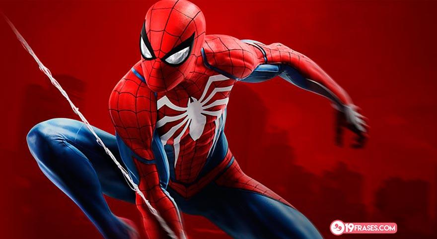 19 Frases De Spider Man Un Superhéroe Destacado De Marvel