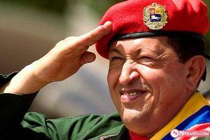 19 Frases de Hugo Chávez más recordada