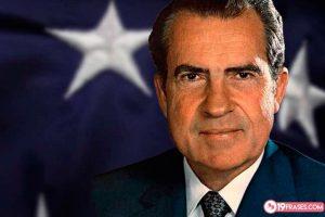 19 Frases de Richard Nixon, un presidente destacado de EEUU