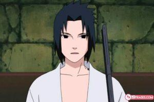 19 Frases de Sasuke Uchiha, un chico con mucho coraje