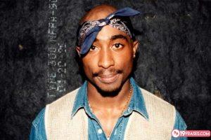 19 Frases de Tupac, el rey del gangsta rap