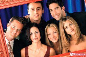 19 Frases de Friends, una serie que marcó a toda una generación