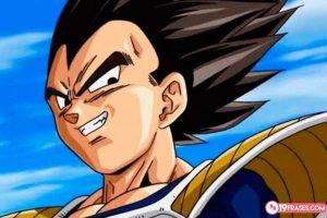 19 Frases de Vegeta, el villano más admirado del anime