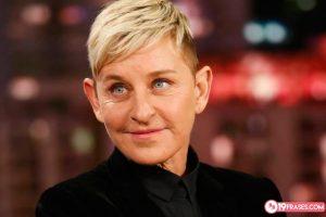 19 Frases de Ellen DeGeneres, una comediante muy exitosa