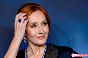19 Frases de J. K. Rowling, la creadora de Harry Potter