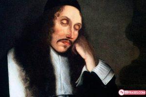 19 Frases de Baruch Spinoza, un racionalista importante de la historia