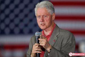 19 Frases de Bill Clinton, un político muy afamado