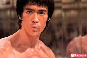 19 Frases de Bruce Lee sobre las artes marciales y su importancia